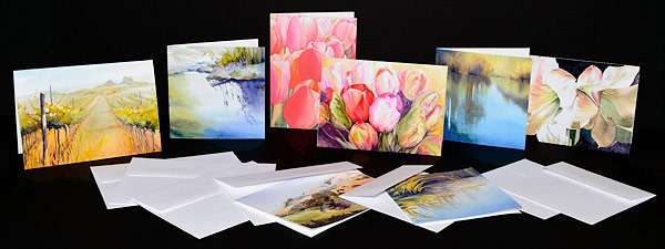 Artistic watercolor greeting cards fine art greeting cards artistic watercolor greeting cards m4hsunfo Image collections