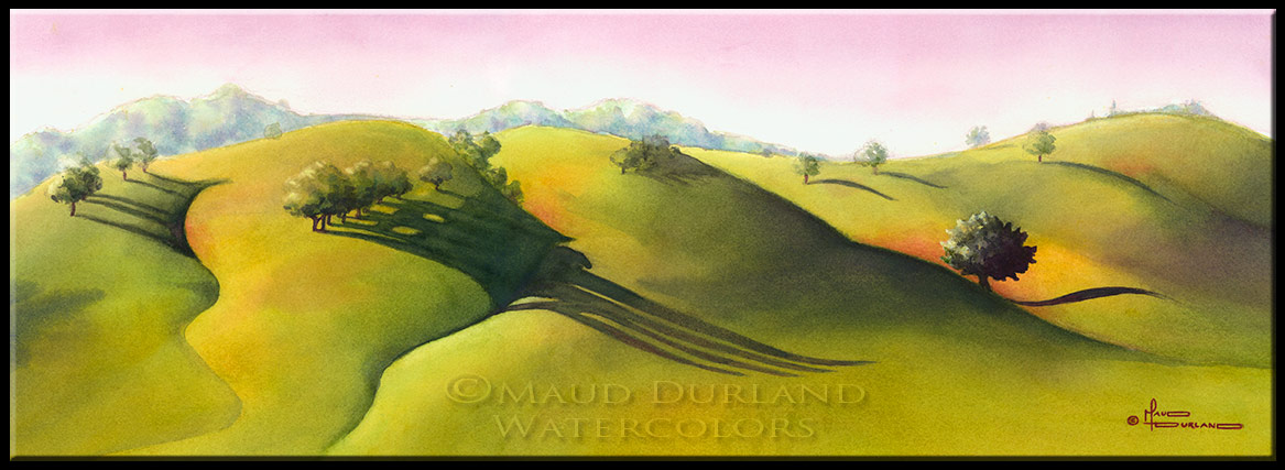 Landscape art - Giclee prints - Posters